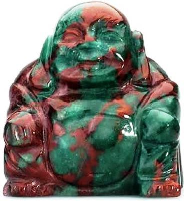 Bloodstone Buddha 50mm