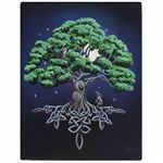 Tree of Life Canvas Picture by Lisa Parker