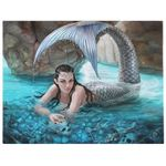 Mermaid Canvas Picture by Anne Stokes
