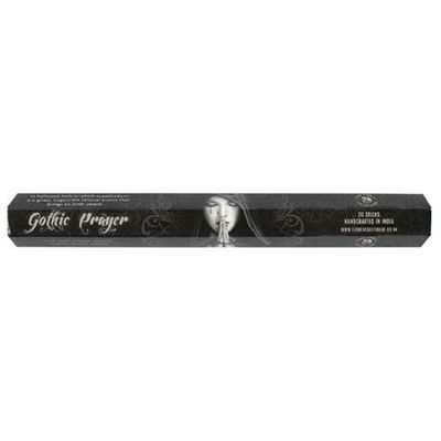 Gothic Prayer Incense Sticks by Anne Stokes 20s Box
