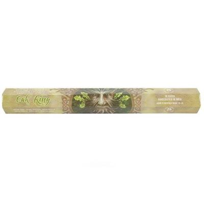 Oak King Tree Man Incense Sticks by Anne Stokes 20s Box