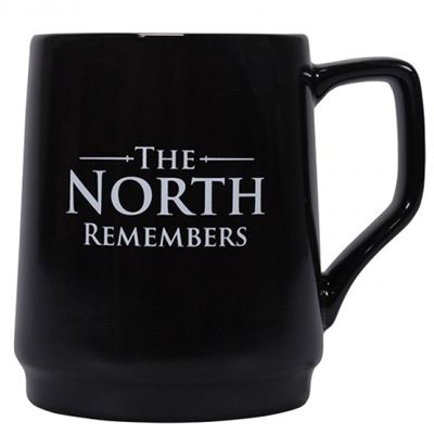 The North Remembers Game of Thrones Heat Change Mug