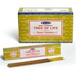Tree of Life Nag Champa Incense Sticks Box of Twelve Special Offer