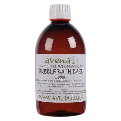 Bubble Bath Base SLS Free & Paraben Free Organic