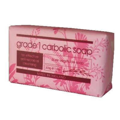 Carbolic Soap Bar 200g by Christina May