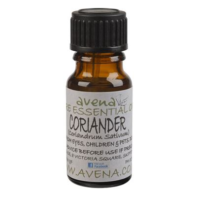 Coriander Essential Oil (Coriandrum sativum)