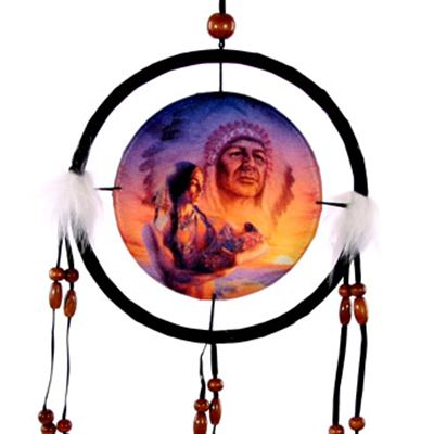 Three Generations Dream Catcher Small