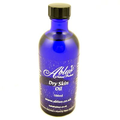 Dry Skin Massage Oil from Abluo 100ml