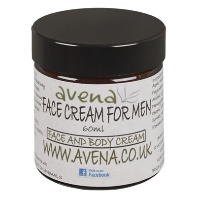 Face Cream for Men - luxury face treatment