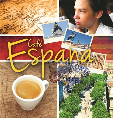 Cafe Espana CD