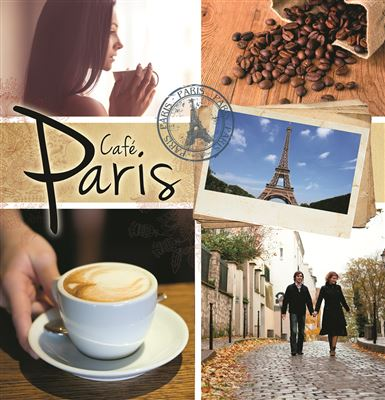 Cafe Paris CD