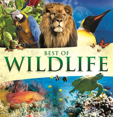 Best of Wildlife CD