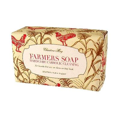 Farmers Soap Bar 200g by Christina May