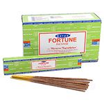 Fortune Nag Champa Incense Sticks Box Of Twelve Special Offer