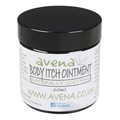 Body Itch Ointment 60ml