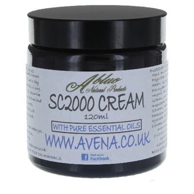 SC2000 Cream from Abluo 120ml