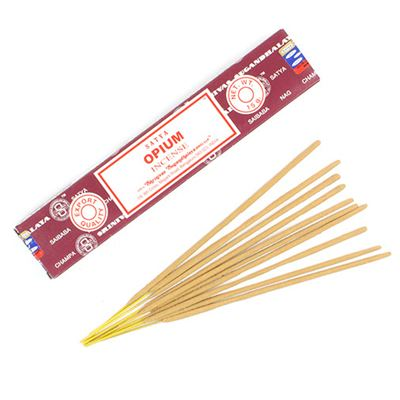 Opium Satya Incense Sticks 15g Box