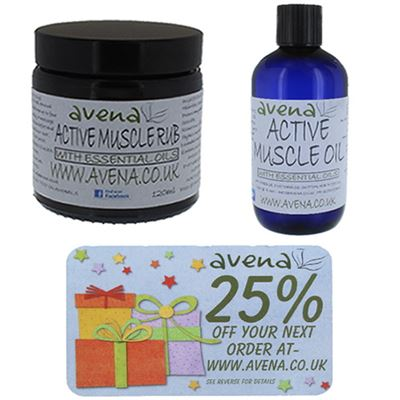 Active Muscle Gift Set
