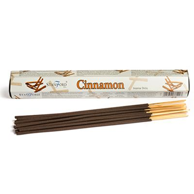 Cinnamon Incense Sticks Hexagonal Pack Stamford 20