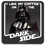 Darth Vader Coaster I Like My Coffee On The Dark Side