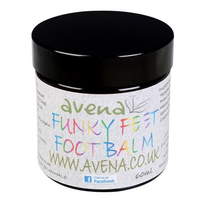Funky Feet Foot Balm