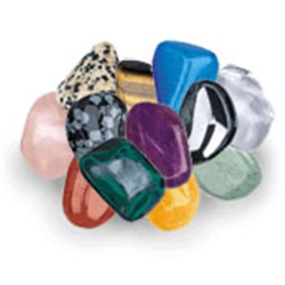 Gift Pack of 12 Healing Gemstones