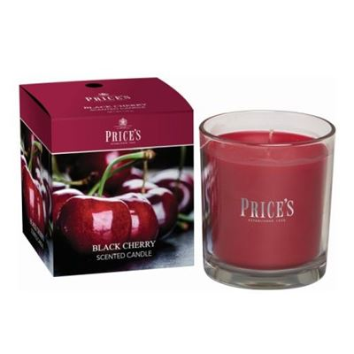 Black Cherry 45 Hour Candle Jar by Price