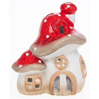 Magic Mushroom House Medium