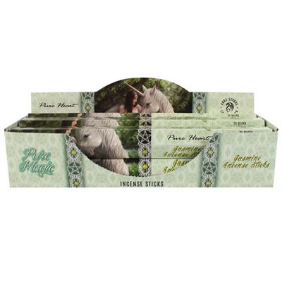 Pure Heart Incense Sticks By Anne Stokes Box of Six