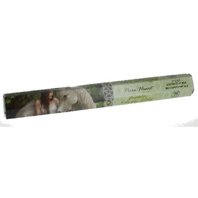 Pure Heart Incense Sticks by Anne Stokes 20s Box