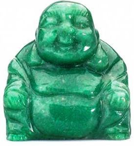 Aventurine Green Buddha 50mm