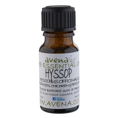 Hyssop Essential Oil (Hyssopus officinalis)