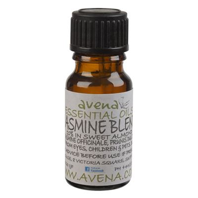 Jasmine Essential Oil Blend 10% Jasmine Dilution in Sweet Almond