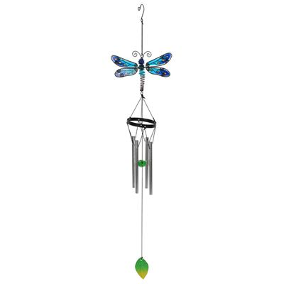 Blue Dragonfly Windchime 84cm