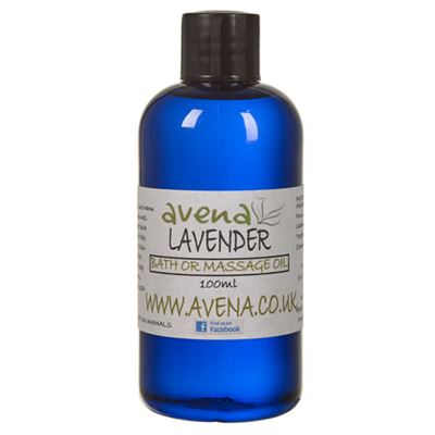 Lavender Bath & Massage Oil