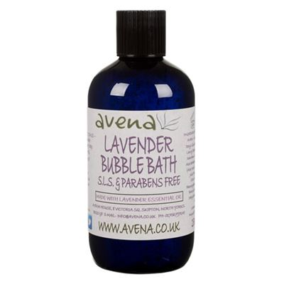 Lavender SLS Free Luxury Bubble Bath