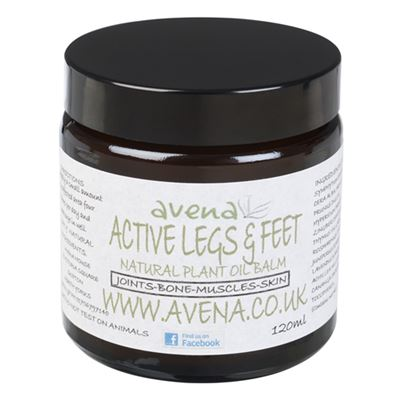 Legs & Feet Active Ointment 120ml