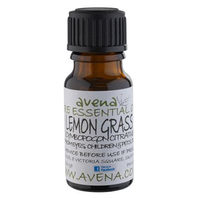 Lemongrass Essential Oil (Cymbopogon citratus)