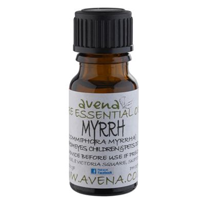 Myrrh Essential Oil (Commiphora myrrha)