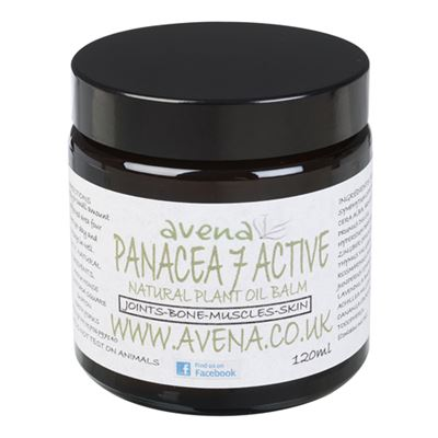 Panacea 7 Active Ointment 120ml