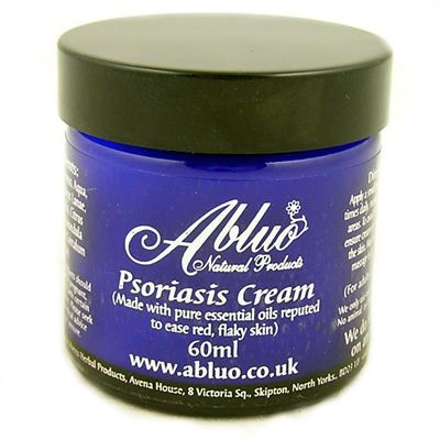 Psoriasis Cream from Abluo 60ml