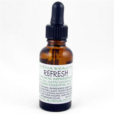 Refresh Aromatherapy Skin Oil 30ml