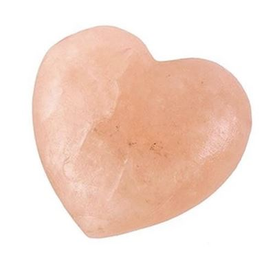 Himalayan Salt Massage Heart Stone