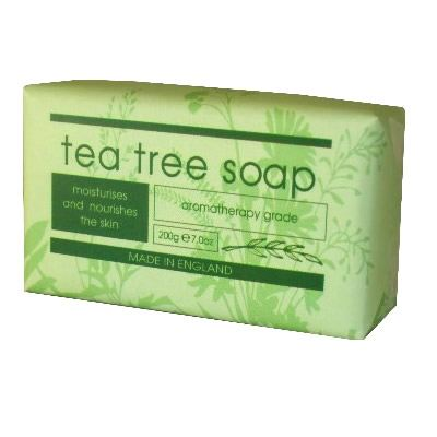 Tea Tree Soap Bar 200g by Christina May
