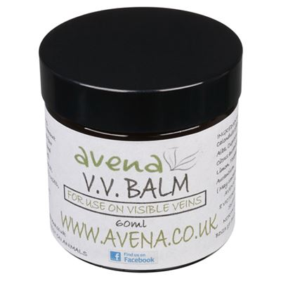 VV Calendula Balm - natural treatment for visible veins