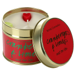 Cranberry and Lime Candle in a Tin