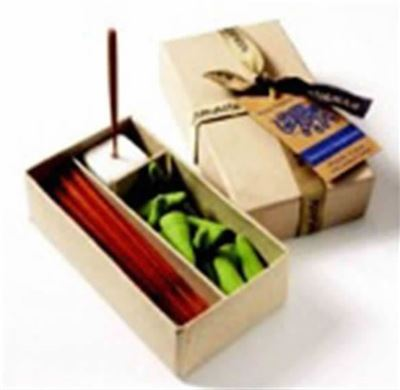 Incense Gift Box Blackbery & Juniper