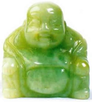 New Jade Buddha 50mm