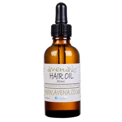 Hair Oil 50ml - stimulating aromatherapy treatment