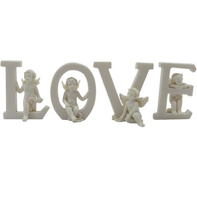Cherub Letters Love 4 Piece